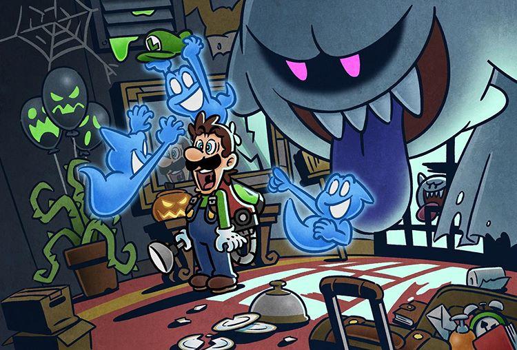 Spoilers Luigi S Mansion 3 Final Boss And Ending Cutscene