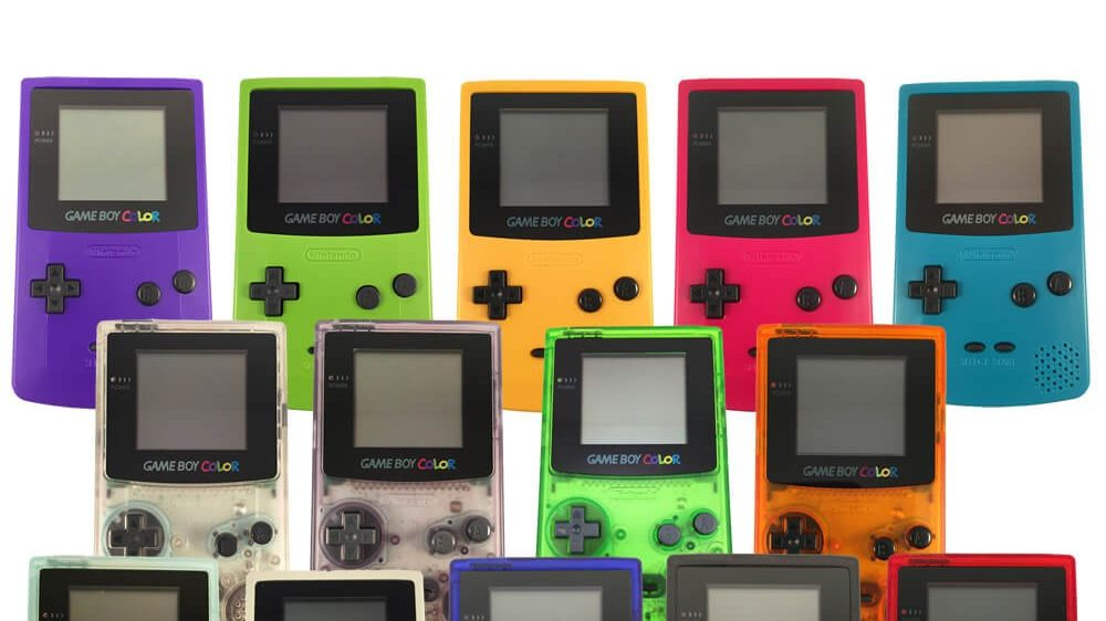 The Game Boy Color Turns 21 Today