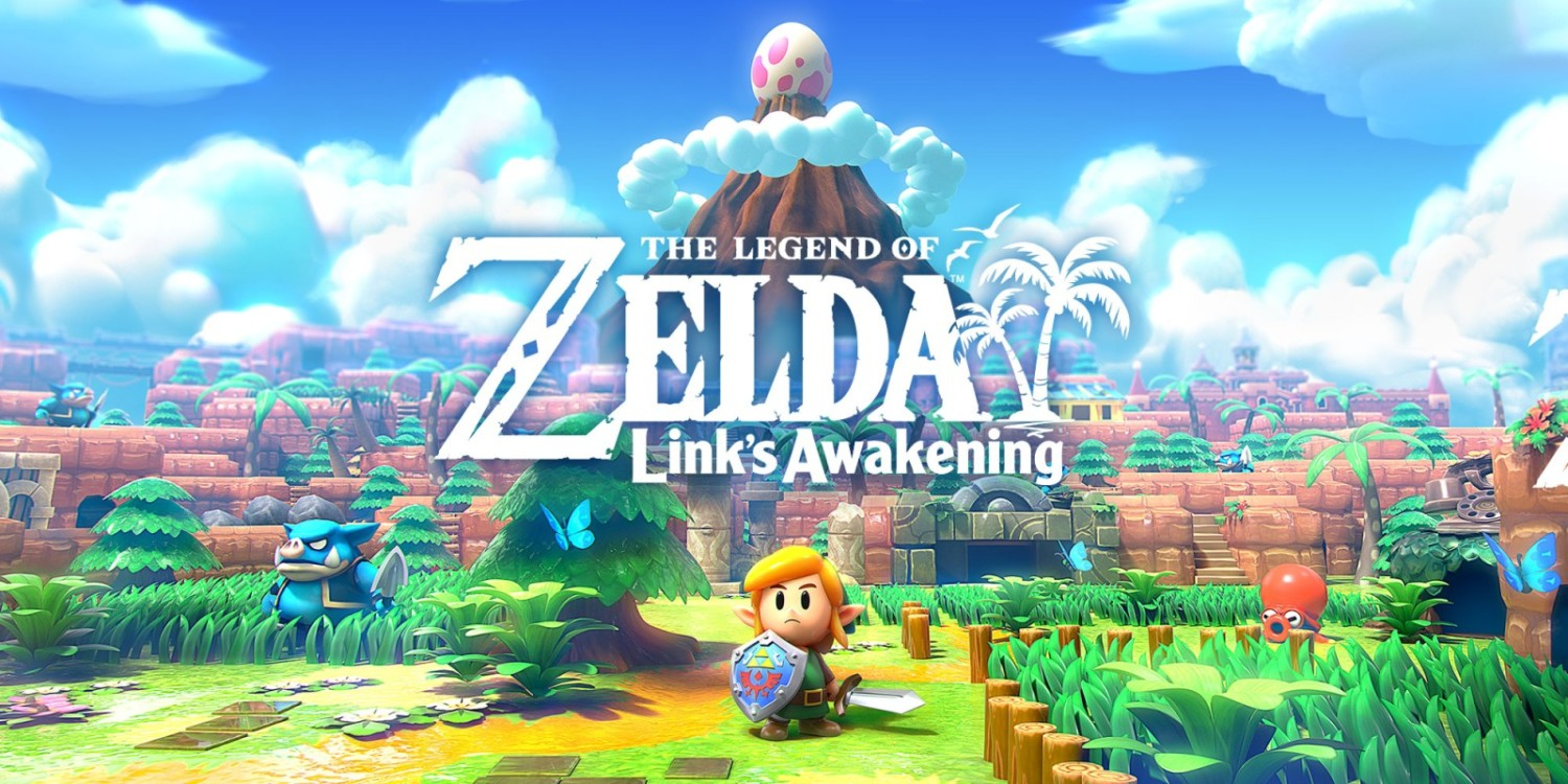The Legend Of Zelda: Link's Awakening Still On France's Bestseller Charts, At Fourth Place