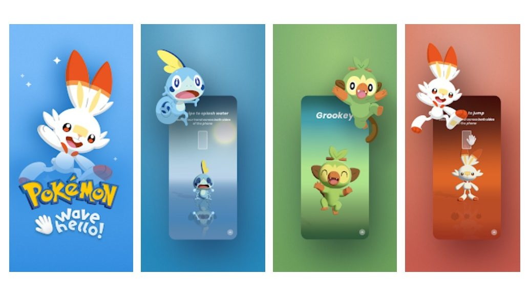 Pokemon Wave Hello Now Available For Google Pixel 4