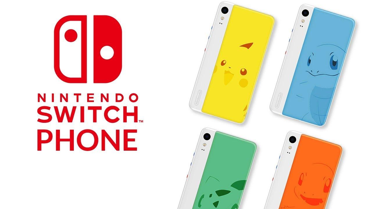 Fan Art: How A Nintendo Smartphone Could Look Like