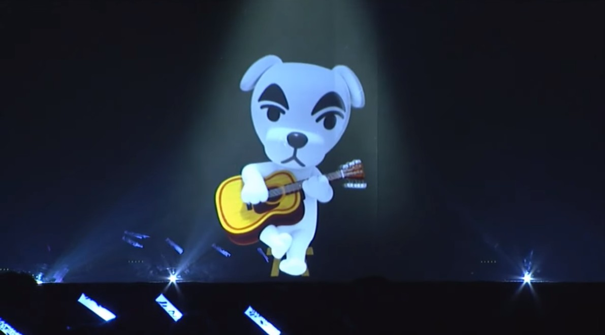 K.K. Slider Made An Appearance At The Splatoon 2 Nintendo Live 2019 Concert