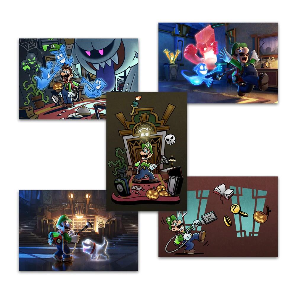 My Nintendo Announces Luigi S Mansion 3 Physical Rewards In