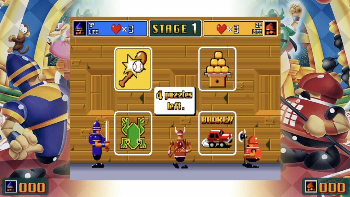 SEGA AGES Ichidant-R And Columns II Heading To The West