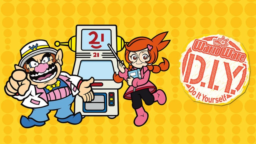 Nintendo Applies For Patent To Let Players Set Clear Conditions In Games, Cites WarioWare D.I.Y. As Reference