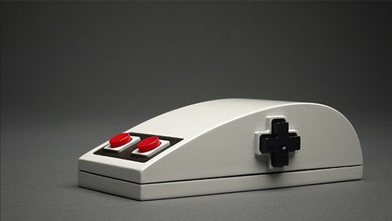 8BitDo NES-Style Wireless Mouse Now Available