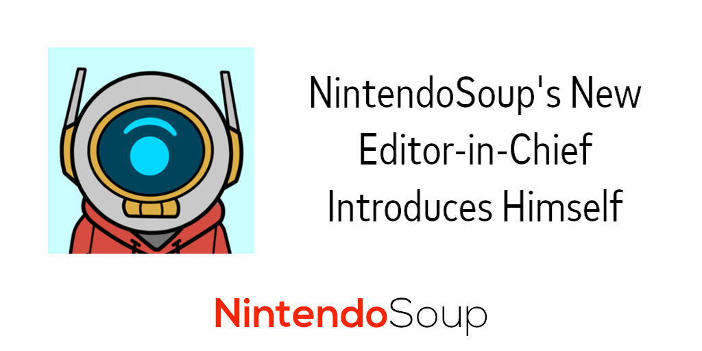 Introducing GALA-MOS, NintendoSoup's New Editor-In-Chief