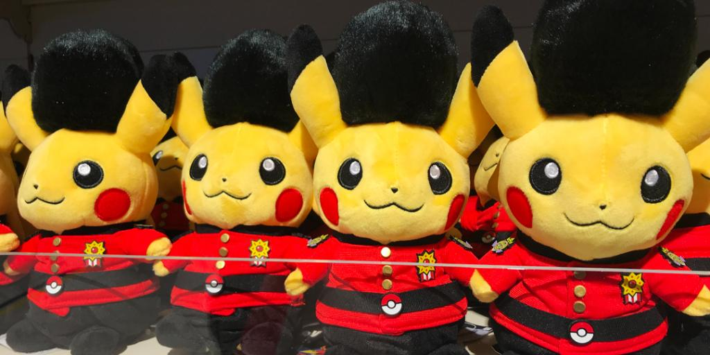 London Pokemon Center Exclusive Pikachu Plush Officially Out Of Stock, Replaced With Different Non-Exclusive Plush