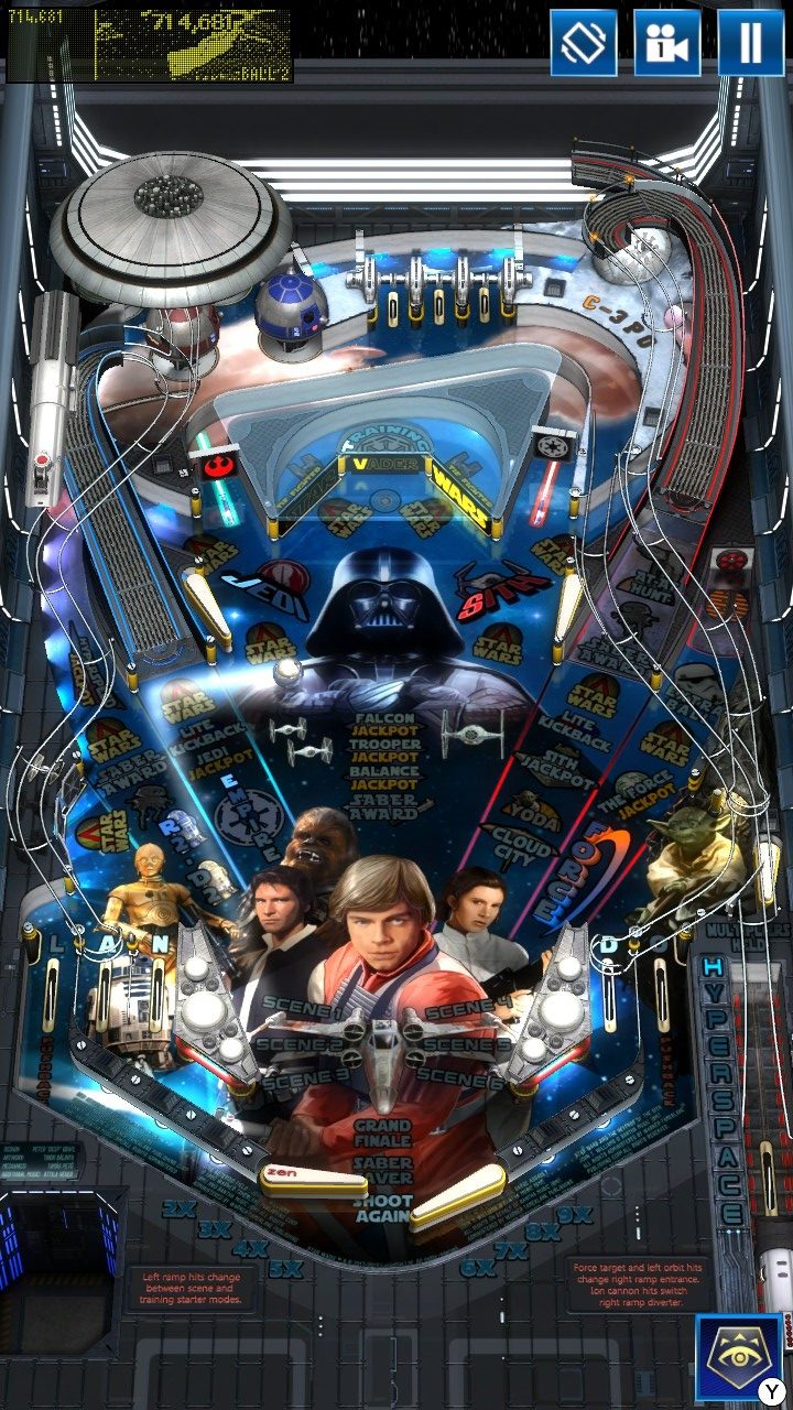 Game Review: Star Wars Pinball (Switch)