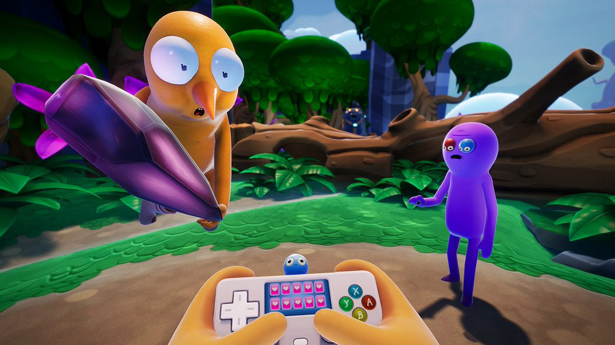 Trover Saves The Universe Coming To Switch On November 28th