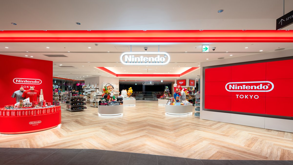 """Nintendo Tokyo Mistakenly Labels Some Products As """"Made In Japan"""" Rather Than """"Made In China""""   NintendoSoup"""