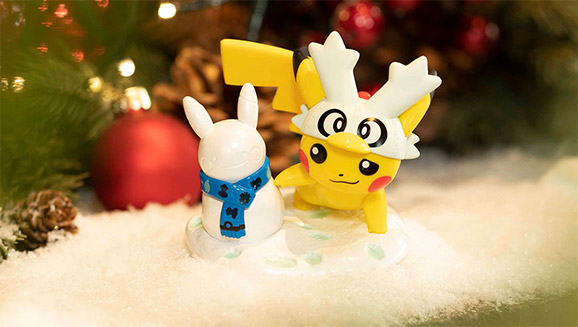 A Day With Pikachu Figurine For November 2019 Revealed
