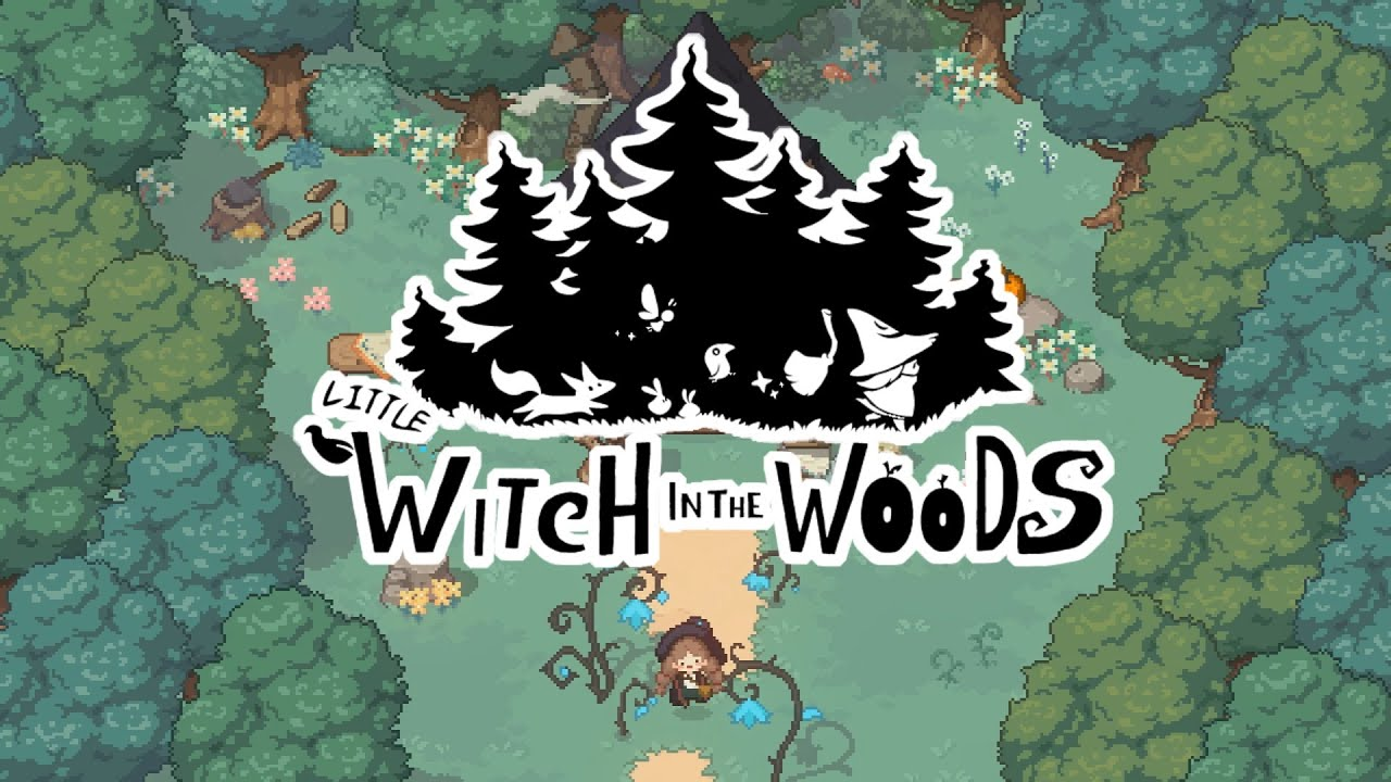 Video: Little Witch In The Woods Trailer
