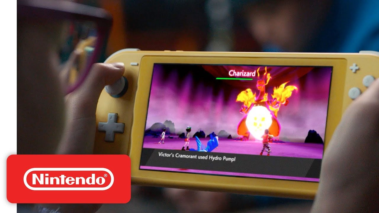 Videos: Nintendo Switch Ways To Play TV Commercials