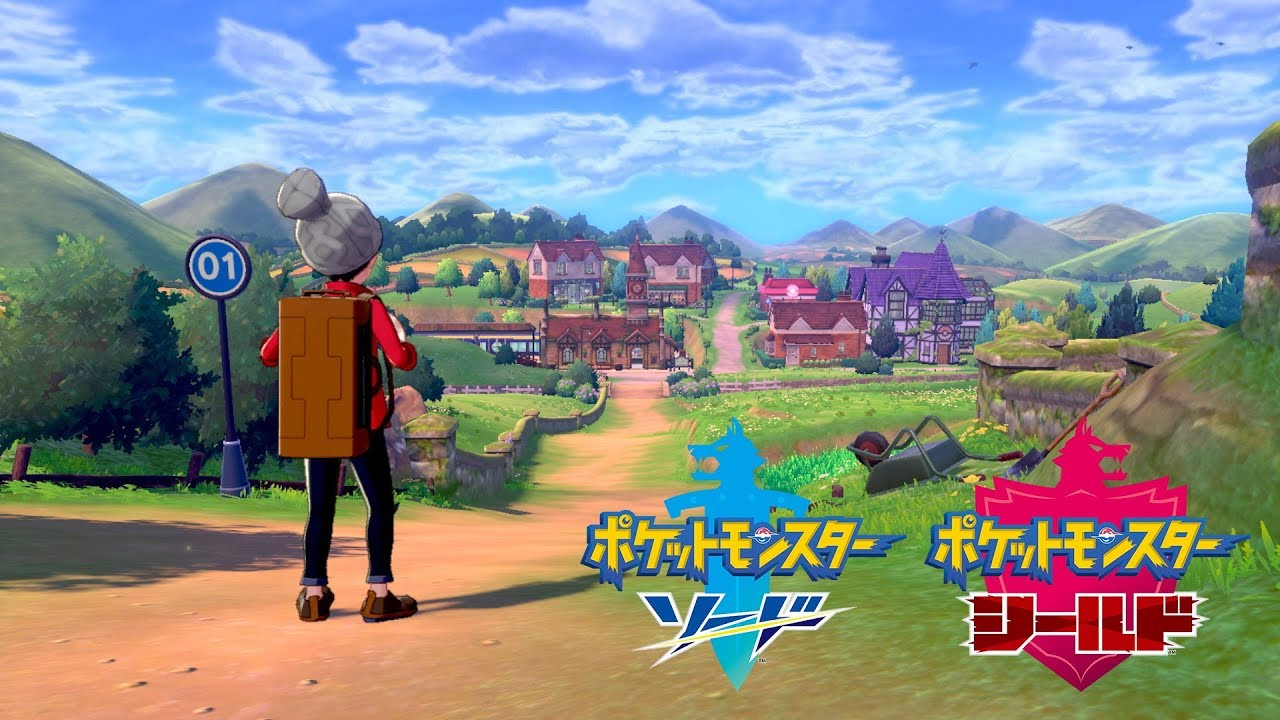 Pokemon Sword And Shield Have Beaten Splatoon 2 To Become The 2nd Bestselling Switch Game In Japan