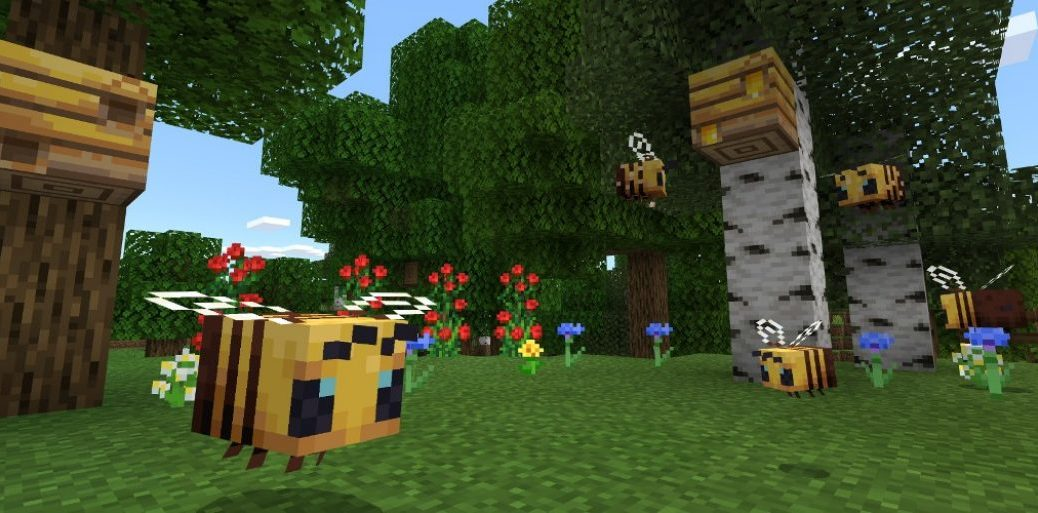 Minecraft Version 1140 Bee Update Now Live For Switch