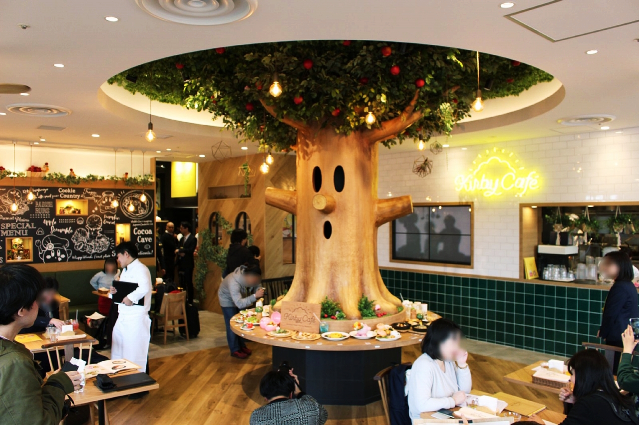 Check Out Some Photos From Kirby Cafe Tokyo's Pre-Opening Event