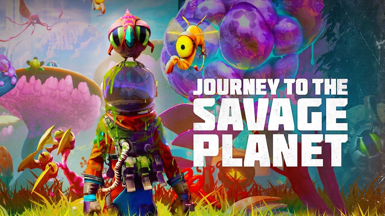 Journey To The Savage Planet Switch Physical Release Listed By US Retailer | NintendoSoup