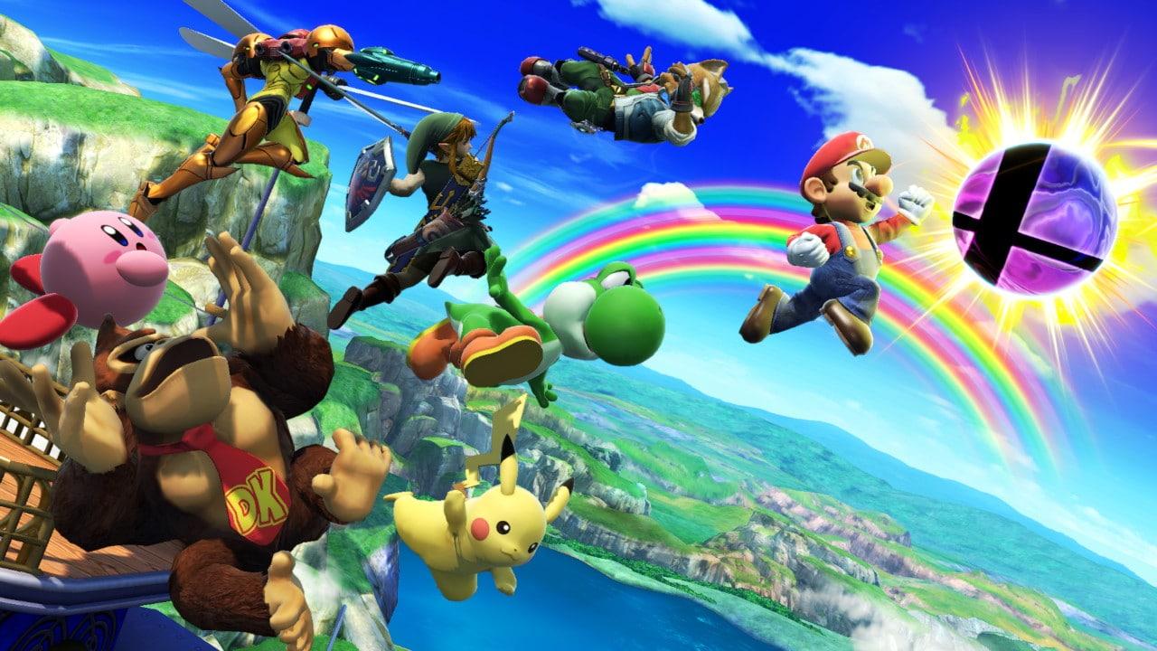 Nintendo Celebrates Super Smash Bros. Ultimate's 1st Anniversary