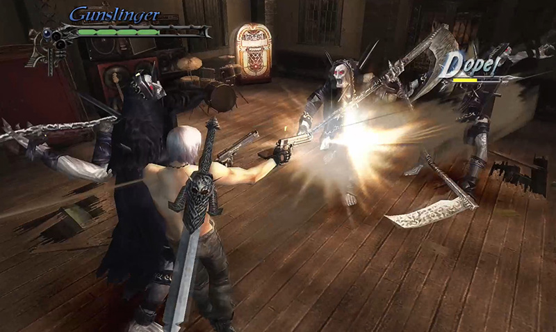 Devil May Cry 3 Special Edition's Bloody Palace Will Have Local Co-Op | NintendoSoup