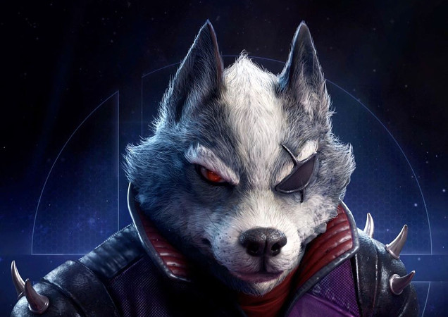 God Of War Art Director Wraps Up Star Fox Tribute With Wolf