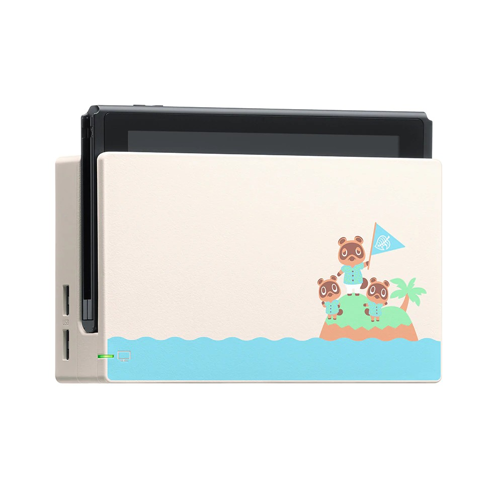 Nintendo Switch Dock Animal Crossing New Horizons Nintendosoup
