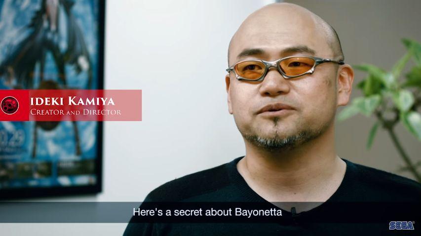 Hideki Kamiya Feels Upset That His Followers Don't Want To Work With Him