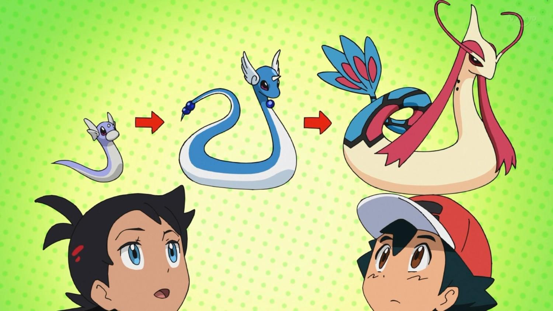Pokemon Anime Addresses The Awkwardness Of Dragonite's Evolutionary Line