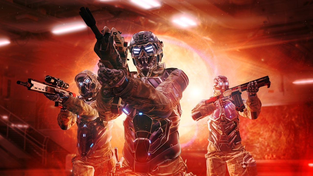 Free-To-Play MMO Shooter Warface Makes Surprise Launch On Switch eShop   NintendoSoup