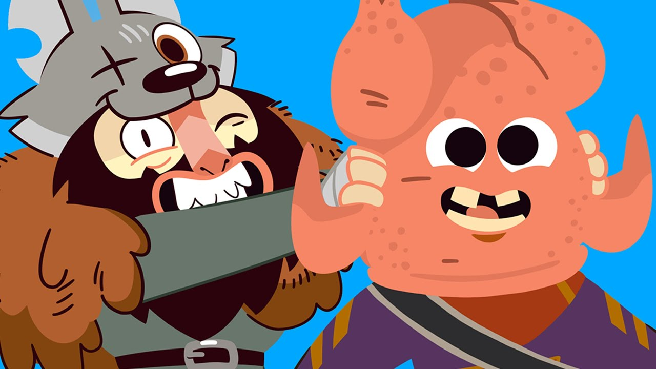 Video: Bloodroots Animated Launch Trailer | NintendoSoup