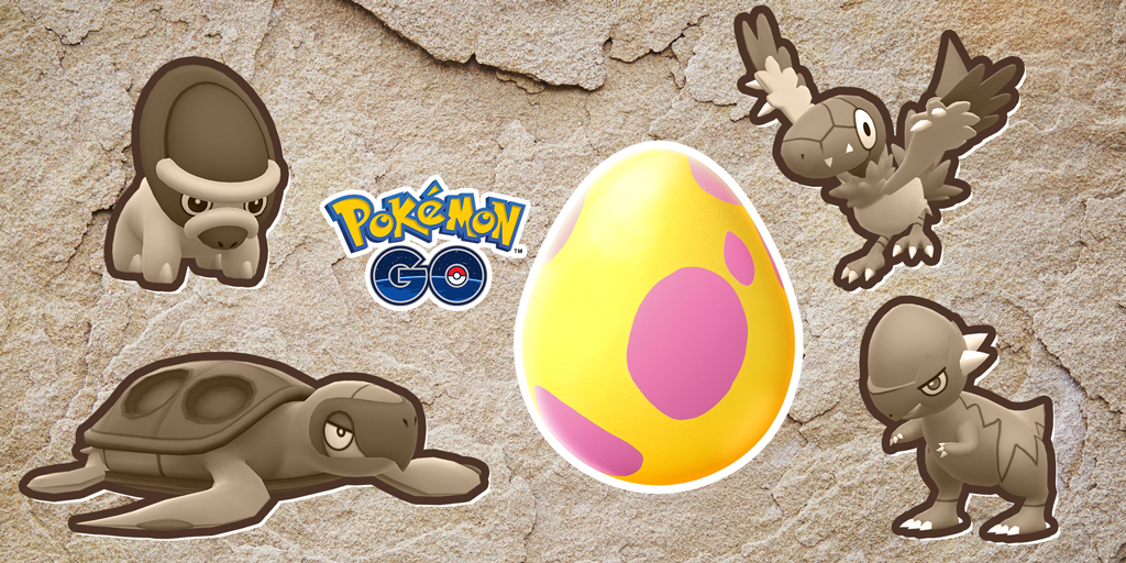 For A Limited Time In Pokemon GO, 7 km Eggs Will Only Hatch Into Select Fossil Pokemon   NintendoSoup
