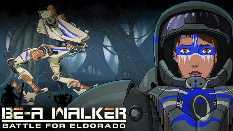 Δυνατό gameplay από το BE-A Walker