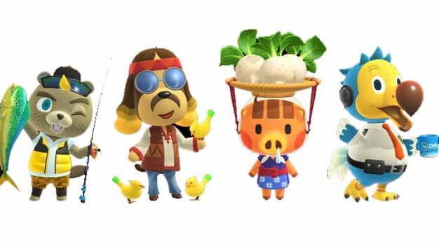 Animal Crossing: New Horizons Receives Multiple New Artwork | NintendoSoup