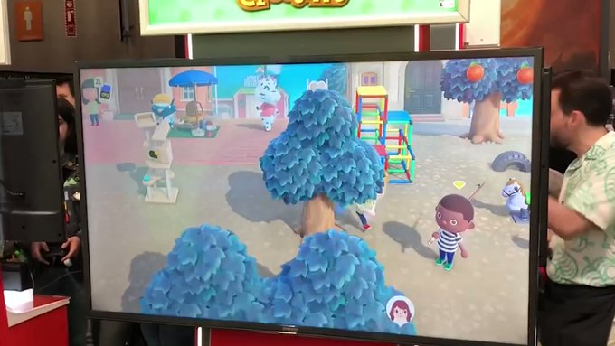 Animal Crossing: New Horizons Has A Top-Down Camera View Option, Shoulder Bags, And Much More | NintendoSoup
