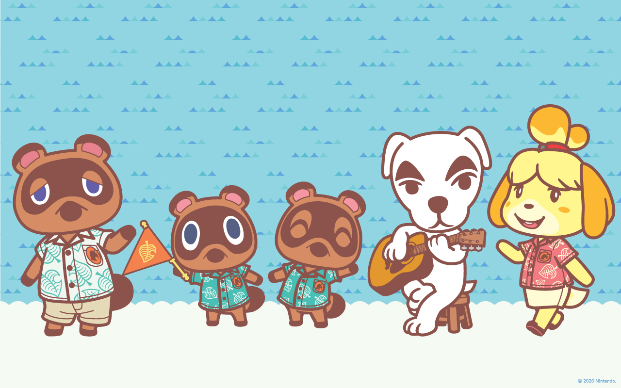 Download these free Animal Crossing: New Horizons ...
