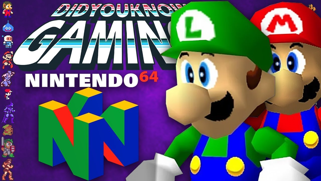 The History of Cancelled N64 Games | NintendoSoup