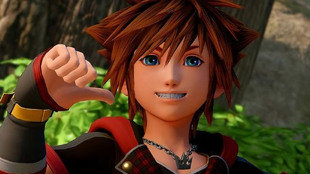 Sora Is The Most Wanted Smash Bros. Ultimate Fighter In A Japanese Poll | NintendoSoup