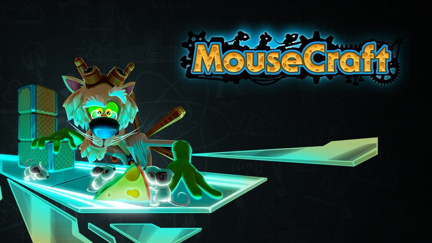 MouseCraft Hits Nintendo Switch In The West On February 27, 2020