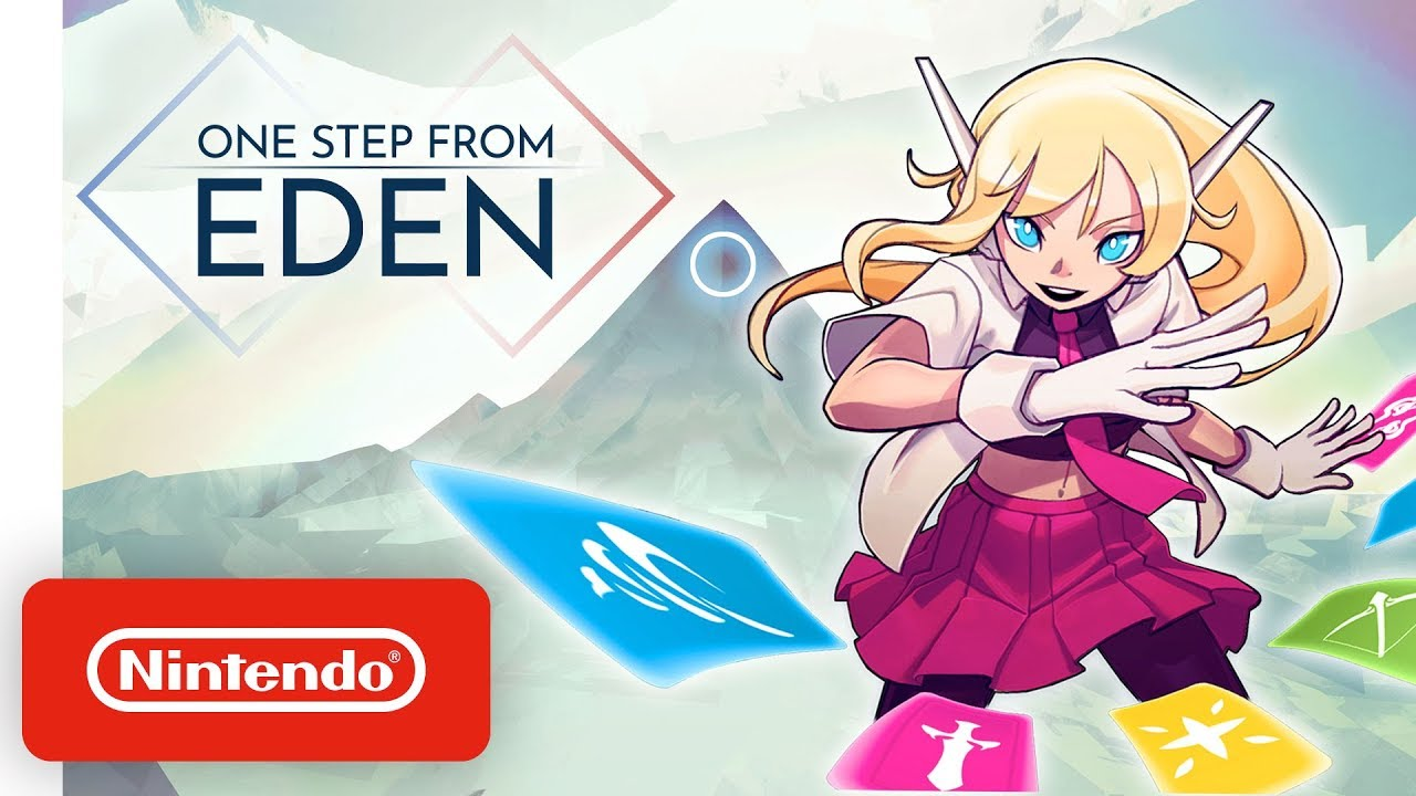 One Step From Eden Launches For Switch On March 26, 2020   NintendoSoup