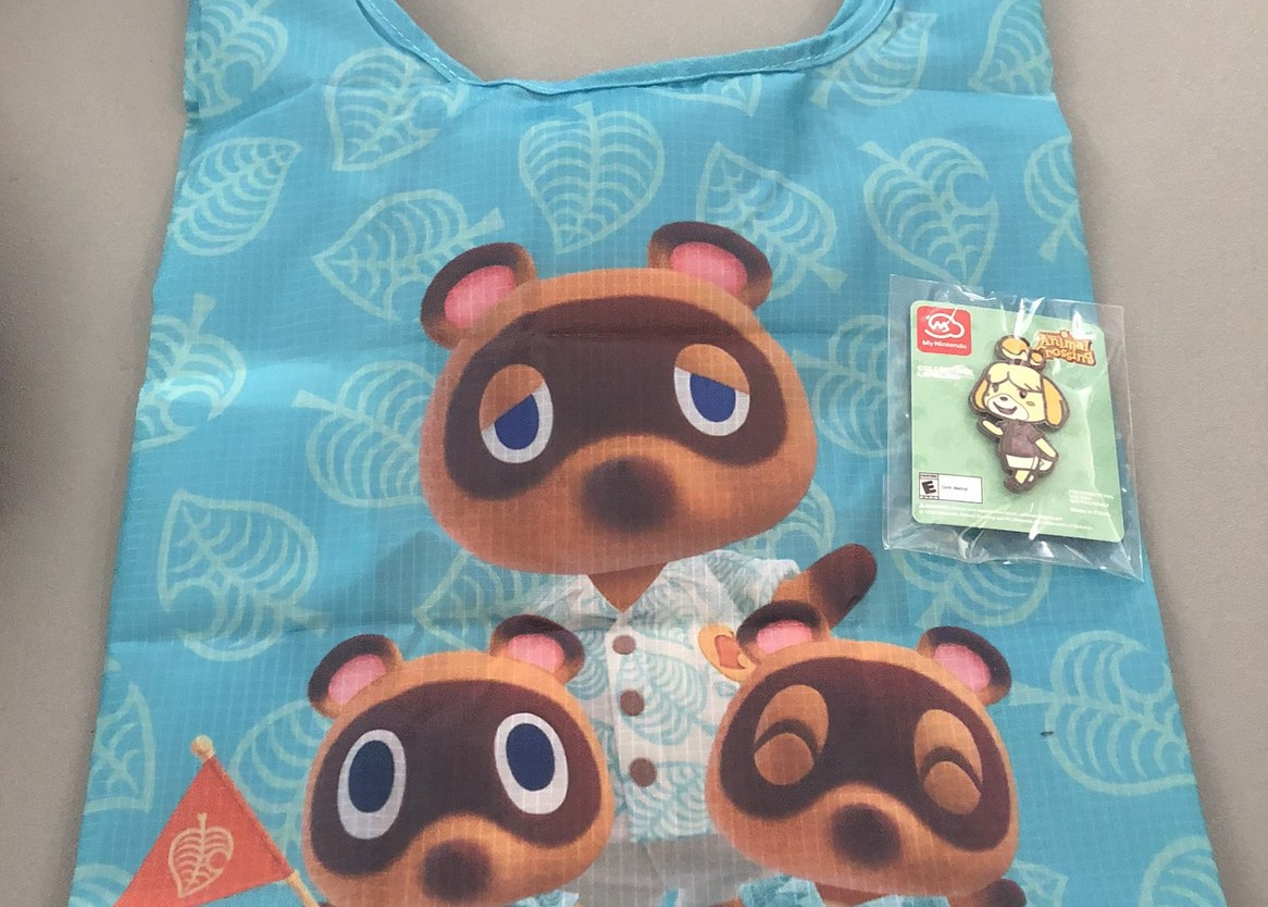First Look At PAX East 2020 Animal Crossing: New Horizons Gifts | NintendoSoup