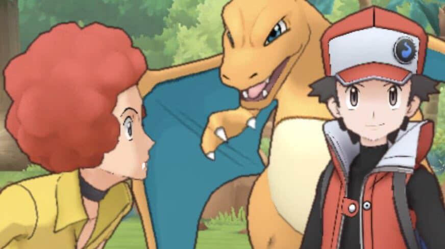 Red Has Spoken For The First Time In Pokemon History | NintendoSoup