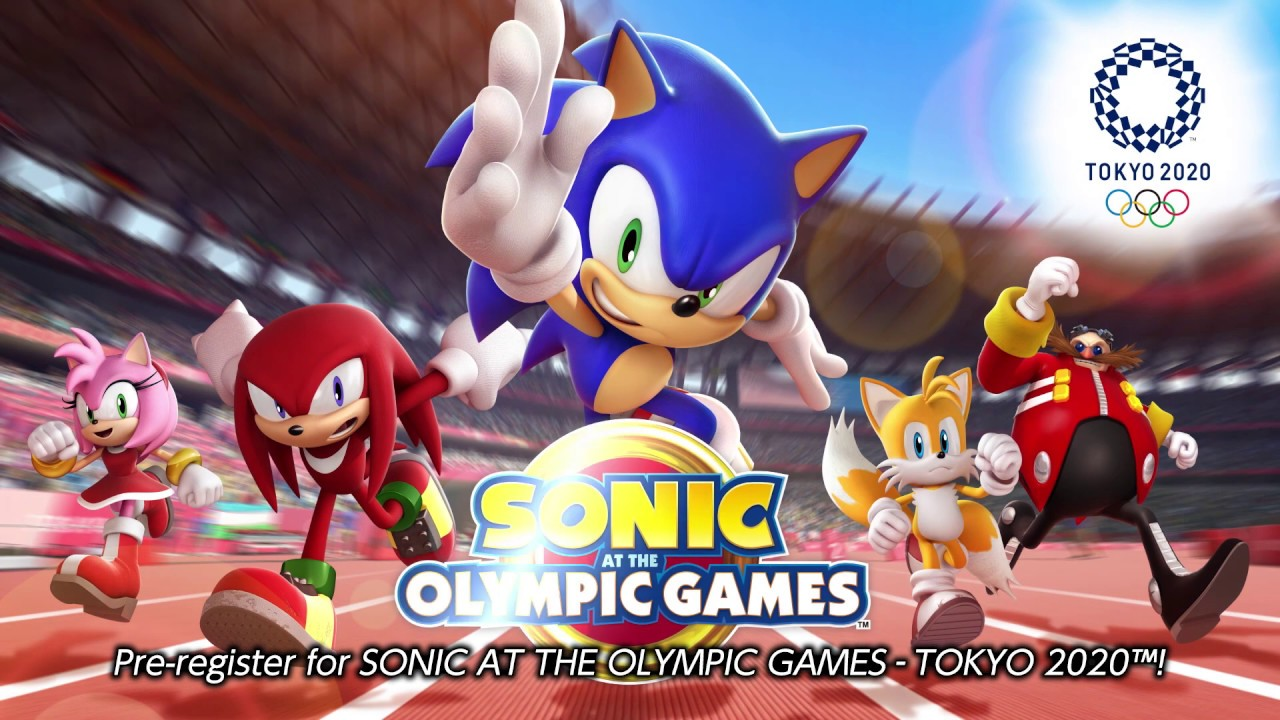 Sega Releases New Trailer For New Mobile Game, Sonic at the Olympic Games Tokyo 2020 | NintendoSoup