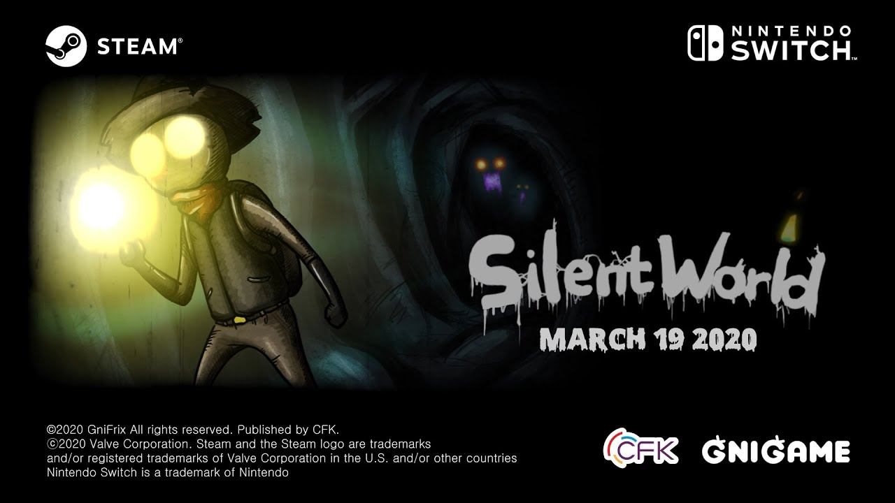 Silent World Announced For Nintendo Switch | NintendoSoup