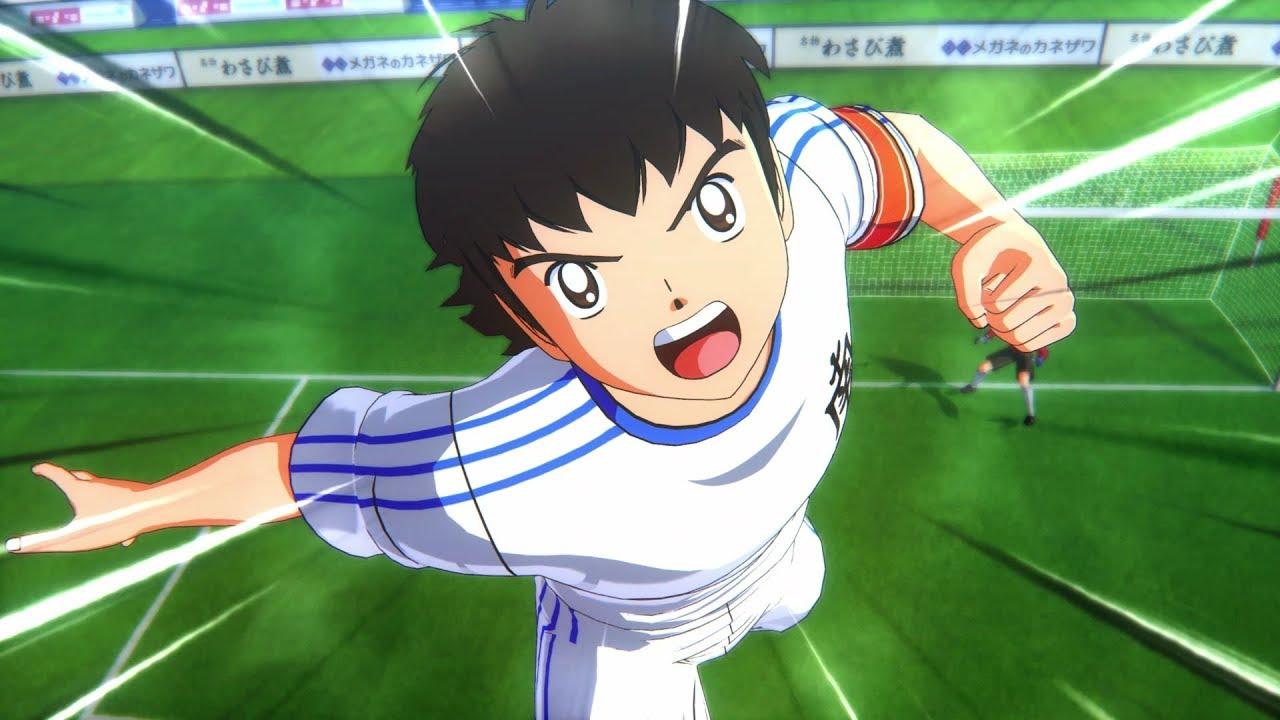 Video: Captain Tsubasa RISE OF NEW CHAMPIONS Second Trailer | NintendoSoup