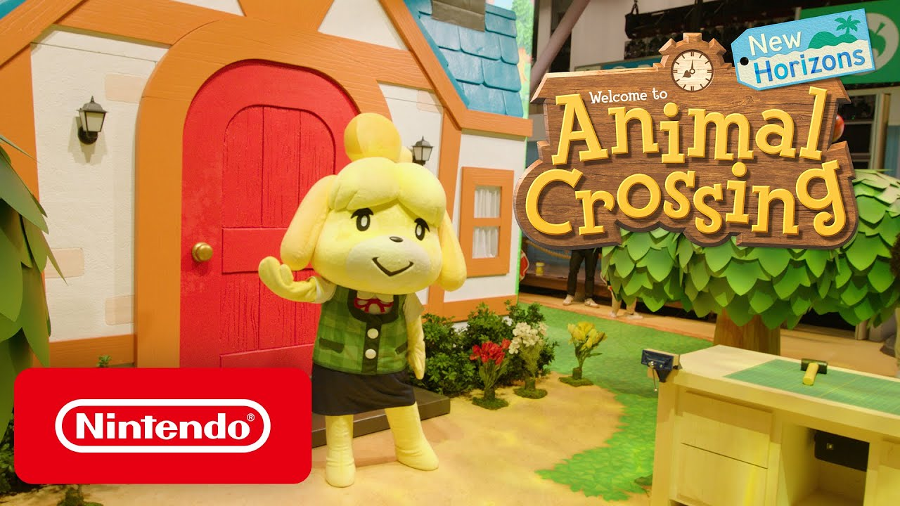 Videos: Animal Crossing: New Horizons Booth Tour And Gameplay At PAX East 2020 | NintendoSoup