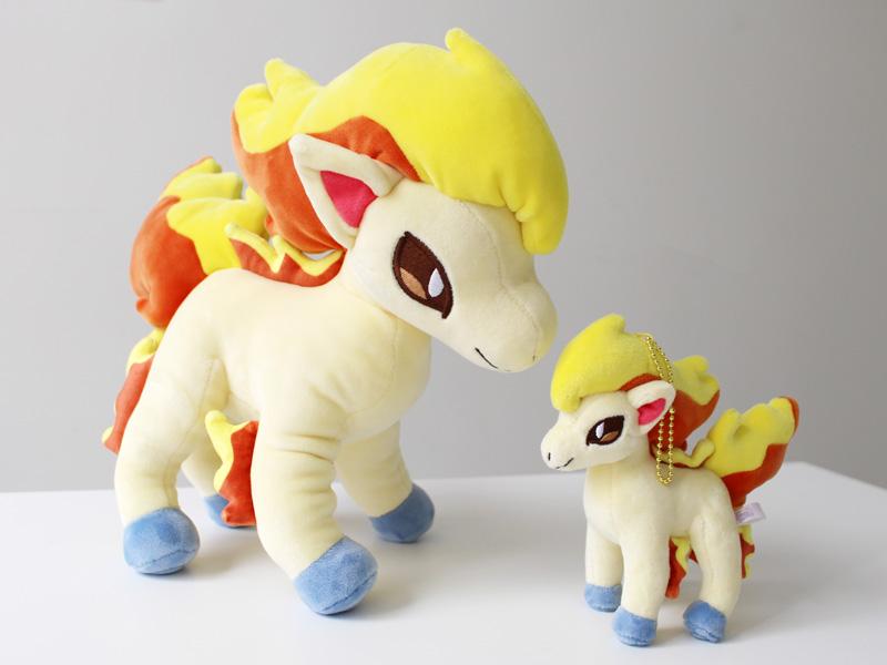 Pokemon Mascot HELLO PONYTA Ponyta Sword /& Shield Japan NEW