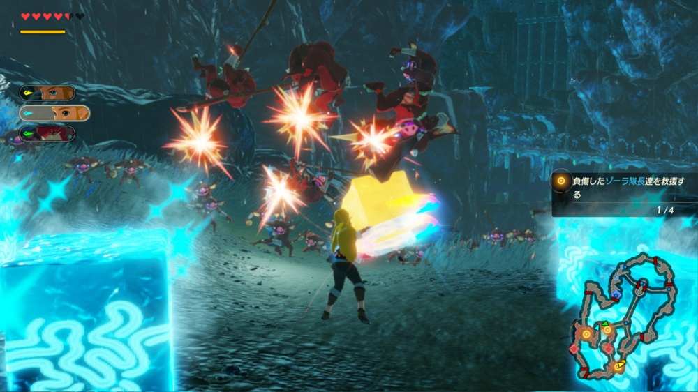 Hyrule Warriors Age Of Calamity To Get A Collector S Edition In Japan File Size And Screenshots Revealed Nintendosoup