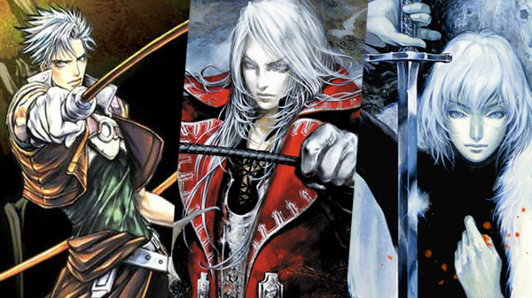 Unannounced Castlevania Advance Collection Receives Rating In Australia
